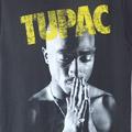 TUPAC 2パック Tシャツ 古着【メール便可】