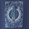 エリック クラプトン スティーヴウインウッド 2009 ツアー  Tシャツ 古着【メール便可】