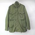 M-65 フィールドジャケット アルミジップ セカンド(SS)