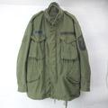 M-65 フィールドジャケット USAF アルミジップ セカンド(MR)