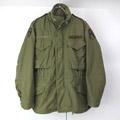 M-65 フィールドジャケット U.S.ARMY アルミジップ セカンド (SS)