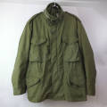 M-65 フィールドジャケット アルミジップ セカンド(MS)