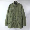 M-65 フィールドジャケット アルミジップ セカンド(SR)