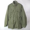 M-65 フィールドジャケット  セカンド グレーライナー (SR)