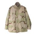 M-65 フィールドジャケット 3カラー デザートカモ (SXS)