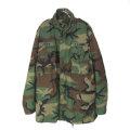 M-65 フィールドジャケット ウッドランドカモ (LL)
