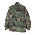 M-65 フィールドジャケット ウッドランドカモ (SXS)