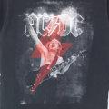 AC/DC Tシャツ (古着)