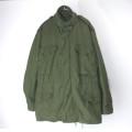 M-65 フィールドジャケット セカンド アルミジップ MR
