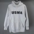 USMA スウェットパーカー
