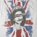 (L) セックスピストルズ God save the queen Tシャツ(新品)【メール便送料無料】