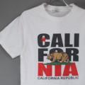CALIFORNIA WHT Tシャツ 古着【メール便可】