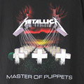 (L) メタリカ Master of Puppets Tシャツ (新品) 【メール便送料無料】