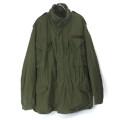 M-65 フィールドジャケット  アルミジップ セカンド  (ML)