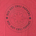 (L) レッドホットチリペッパーズ WHEEL OUTLINE Tシャツ(新品)【メール便送料無料】