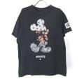 ミッキーマウス NEFF Tシャツ  古着【メール便可】
