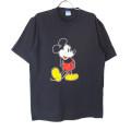 ミッキーマウス made in U.S.A Tシャツ  古着【メール便可】