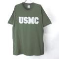 USMC Tシャツ  古着【メール便可】