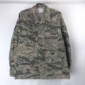 (36S) エアフォースタイガーストライプ BDU シャツジャケット