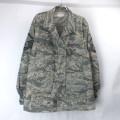 (44R) エアフォースタイガーストライプ BDU シャツジャケット