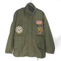M-65 フィールドジャケット セカンド グレーライナー USMC (SS)
