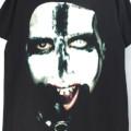 (L) マリリンマンソンKILL FOR ME Tシャツ (新品)