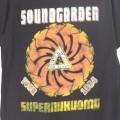 (M) サウンドガーデン SUPER UNKNOWN Tシャツ (新品)