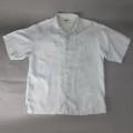 トミーバハマ Tommy Bahama 半袖リネンシャツ  #31 古着【メール便可】
