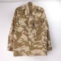 イギリス軍 デザート DPM  シャツジャケット 170-96