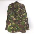 イギリス軍 ウッドランド DP シャツジャケット 170/104