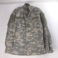 (SL) ACU カモ ミリタリーシャツジャケット